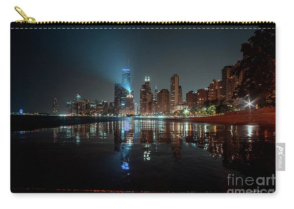 Chicago Night Carry-all Pouch