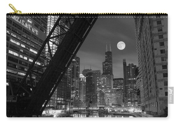 Chicago Pride Of Illinois Carry-all Pouch