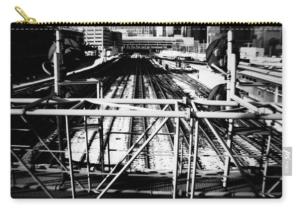 Chicago Railroad Yard Carry-all Pouch