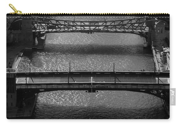 Chicago River Daylight Carry-all Pouch