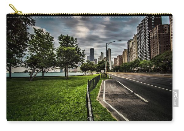 Chicago's Lake Shore Drive Carry-all Pouch