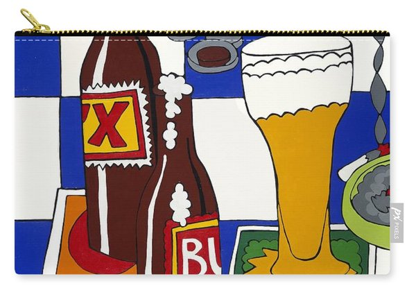 Chichis Y Cervesas Carry-all Pouch
