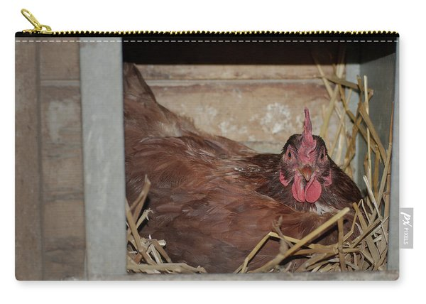 Chicken Box Carry-all Pouch