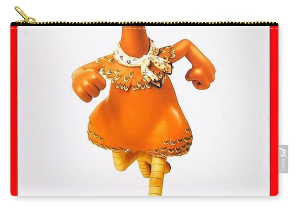 Chicken Run B Carry-all Pouch