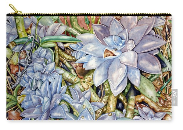 Chicks N Hens In Nature Carry-all Pouch