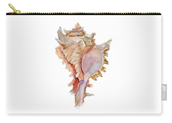 Chicoreus Ramosus Shell Carry-all Pouch