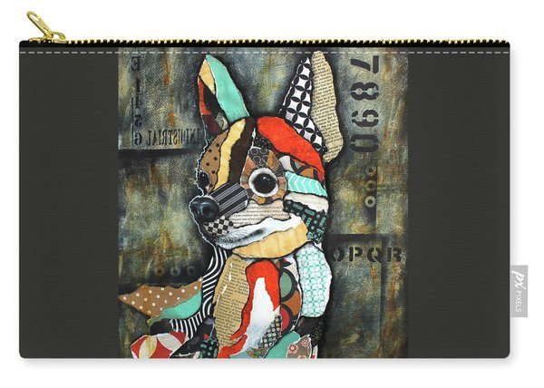 Chihuahua 2 Carry-all Pouch