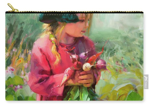 Child Of Eden Carry-all Pouch