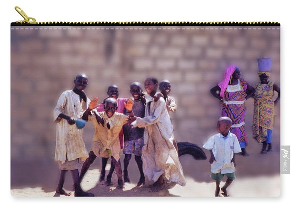 Children Of Kayar  Carry-all Pouch