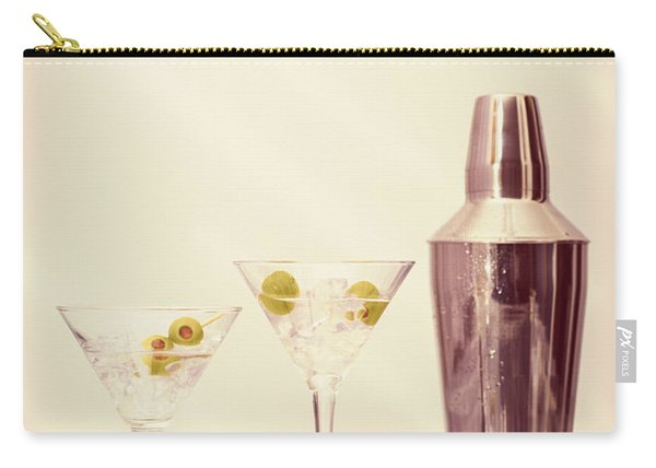 Chilled Martinis Carry-all Pouch