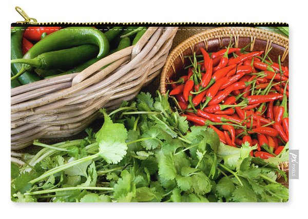Chillies 07 Carry-all Pouch