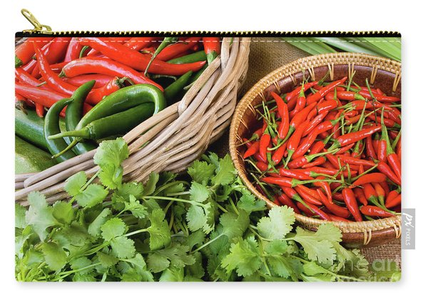 Chillies 08 Carry-all Pouch