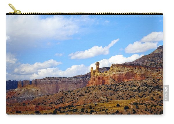 Chimney Rock Ghost Ranch New Mexico Carry-all Pouch