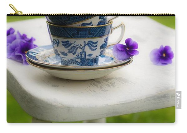 China Cups Carry-all Pouch