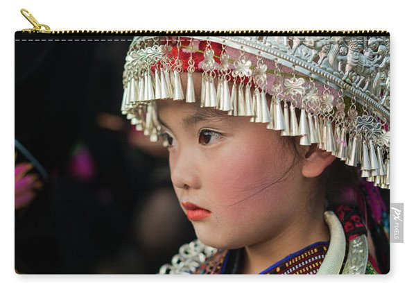 China  Doll Carry-all Pouch