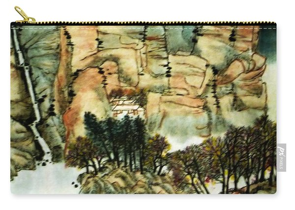 Chinese Landscape #1 Carry-all Pouch