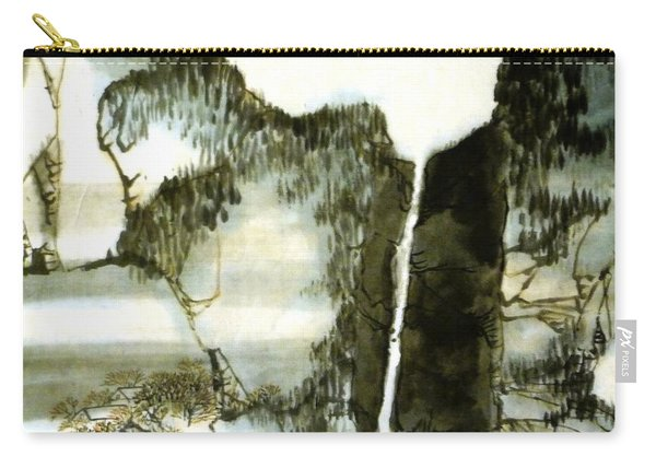 Chinese Landscape #2 Carry-all Pouch