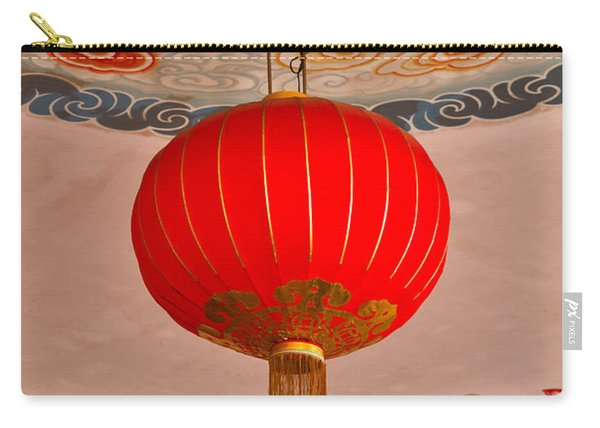 Chinese Lantern Carry-all Pouch