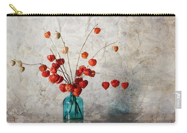 Chinese Lanterns Carry-all Pouch