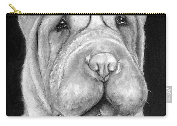 Chinese Sharpei Carry-all Pouch