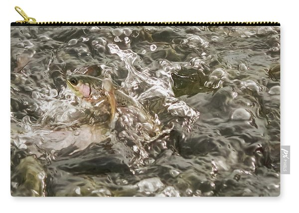 Chinook Salmon  Carry-all Pouch