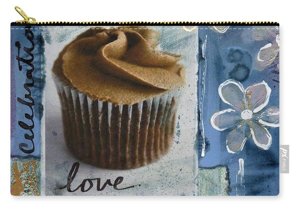 Chocolate Cupcake Love Carry-all Pouch
