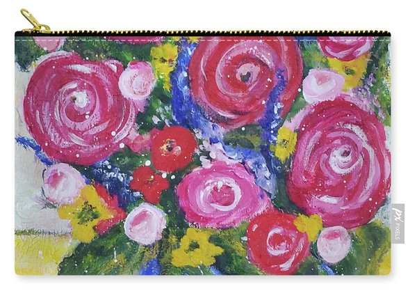 Choice Bouquet Carry-all Pouch