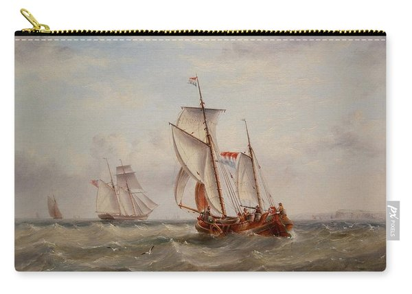 Choppy Waters Carry-all Pouch