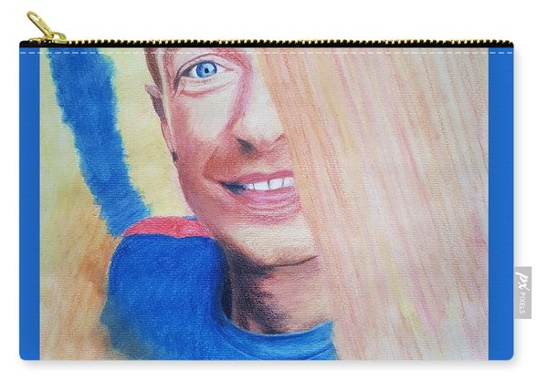 Chris Martin Carry-all Pouch