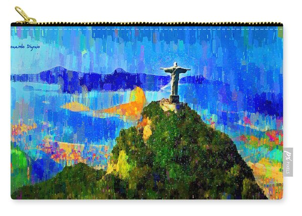 Christ Above All In Rio 1 - Pa Carry-all Pouch