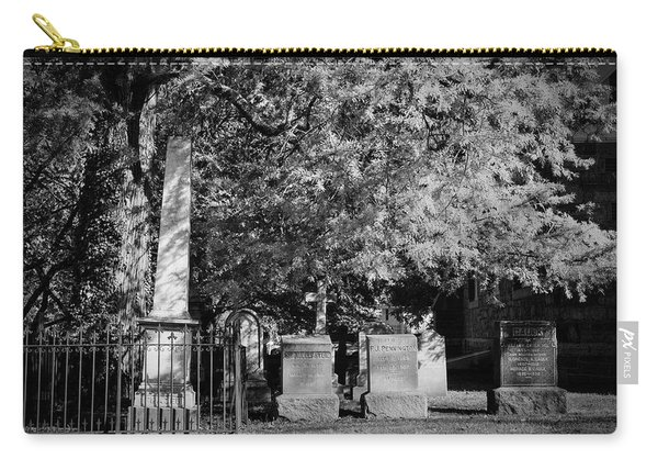Christ Church Graveyard Carry-all Pouch
