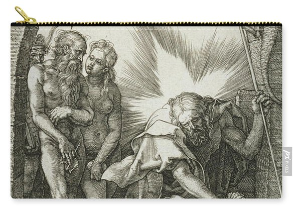 Christ In Limbo Carry-all Pouch