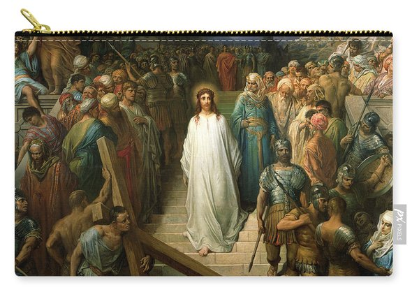 Christ Leaves His Trial Carry-all Pouch