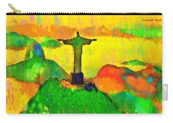 Christ The Redeemer In Rio 6 - Pa Carry-all Pouch