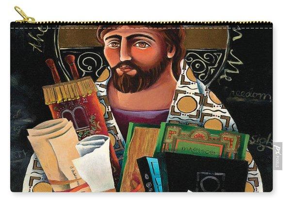 Christ The Teacher - Mmctt Carry-all Pouch