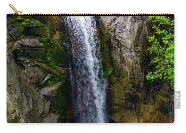 Christine Falls Mt Rainier Carry-all Pouch