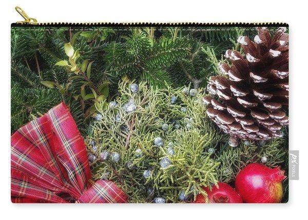 Christmas Arrangement Carry-all Pouch