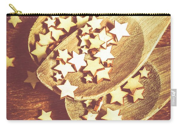 Christmas Baking Background Carry-all Pouch