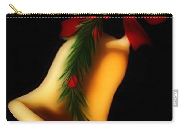 Christmas Bell Carry-all Pouch