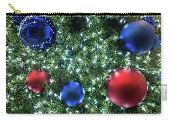 Christmas Display 2 Carry-all Pouch