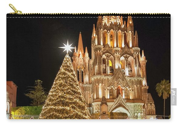 Christmas In San Miguel Carry-all Pouch