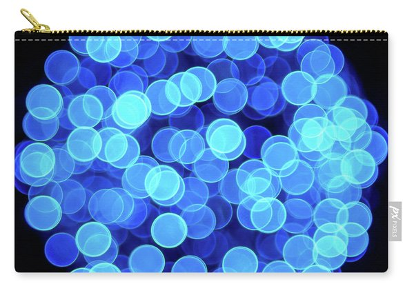 Christmas Lights Illuminate Our Cities Carry-all Pouch