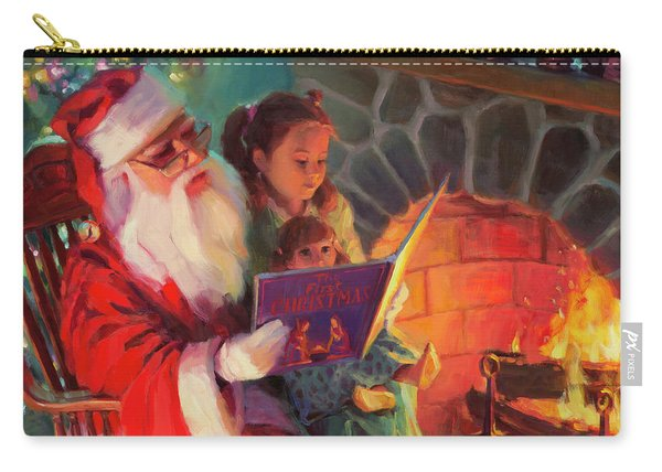 Christmas Story Carry-all Pouch