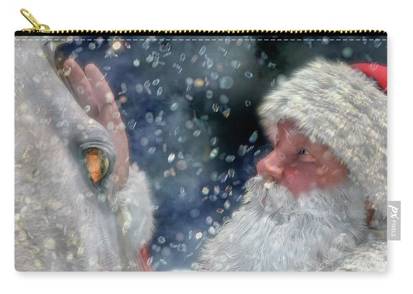 Christmas Touch Carry-all Pouch