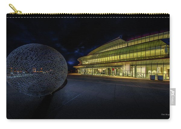 Christopher Cohan Center For The Performing Arts  Carry-all Pouch