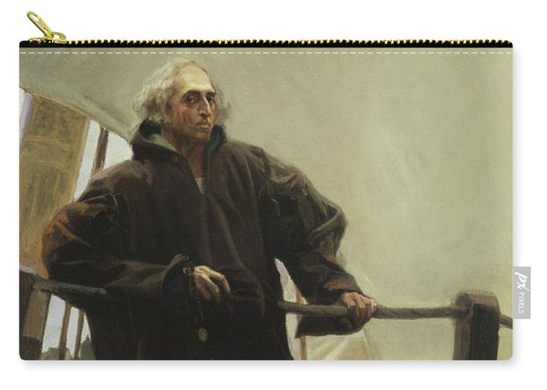 Christopher Columbus Leaving Palos Carry-all Pouch