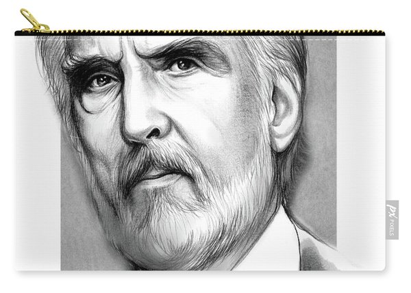 Christopher Lee Carry-all Pouch