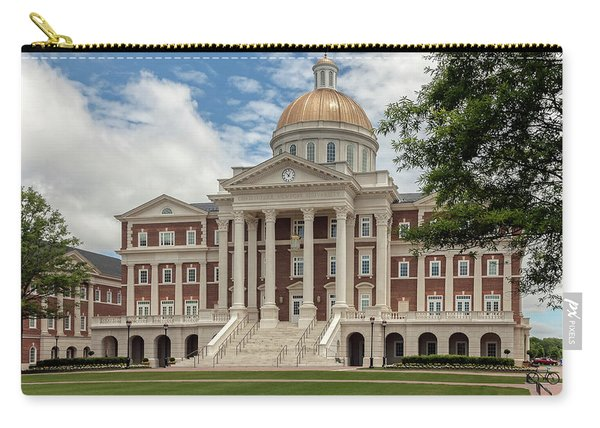 Christopher Newport Hall Carry-all Pouch