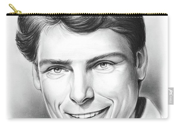 Christopher Reeve Carry-all Pouch