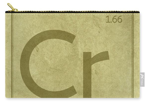 Chemical Symbol Carry-All Pouches | Fine Art America